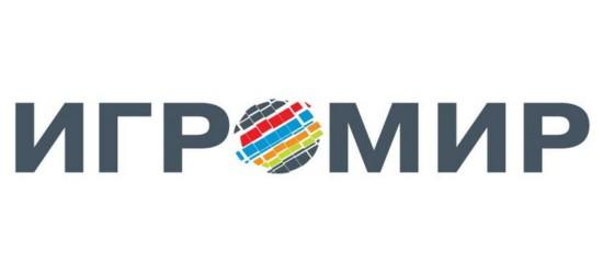 «Игромир 2012» logo