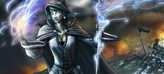 Elemental: Fallen Enchantress art