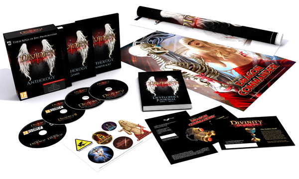 Divinity Anthology Collector's Edition