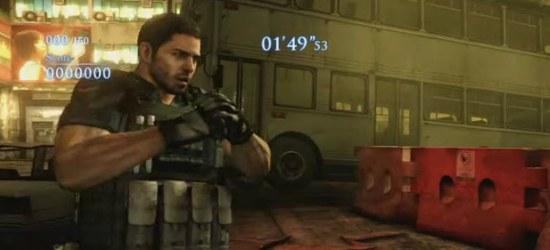 Resident Evil 6 screen