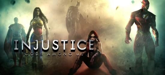 Injustice: Gods Among Us art