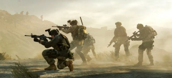 Medal of Honor: Warfighter screen