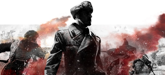 Company of Heroes 2 art