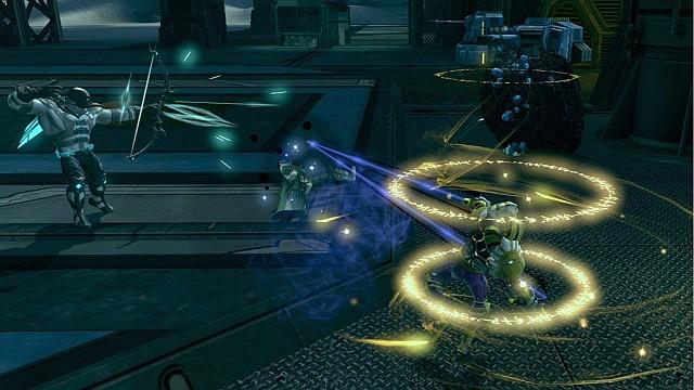 Информация по характеристике героя с сайта - DC Universe Online - прохождение, гайд, руководство, мануал, FAQ